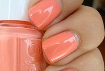 Beauty: Nails / Nail tips and tricks. / by Nicole B.