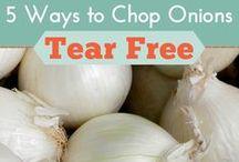 Food Tips & Tricks / by Meggan Paulsen