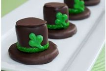 Top of the Mornin' to Ya! / St. Patty's Day Crafts, Foods and Fun Ideas for the Little Ones.