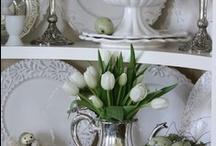 table settings & pretty ideas