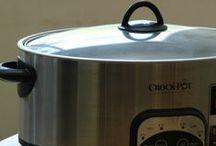 Crockpot Cookin / by Meggan Paulsen