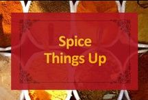 Splash of Spice: A Guide / Who's ready to add the Spices of Life to their favorite Tandoor Chef entrees and appetizers? All these spices have a vast history filled with great flavor!