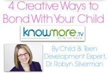 Parenting / Check out this board for lots of parenting tips from Dr Robyn Silverman and other childhood development experts