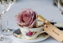 wedding deco ideas & inspiration / Kaikki kutsuista koristeisiin ja mahtaviin decoideoihin.