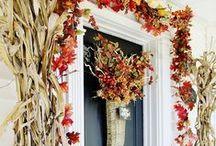 Fall Decorating / by Meggan Paulsen