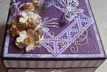 Caixinhas, sacolinhas e embalagens / Caixas, sacolinhas e embalagens artesanais