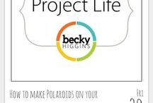 Project Life! / Scrapbooking  / by Jennifer Anderson