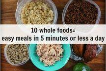 Healthy ideas / by Jessa@labellevie-j.com