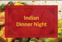 Last Minute Indian Dinners / Taco night, pasta night, pizza night why not Indian Night! Spice up your week with an Indian themed dinner from Tandoor Chef. #IndianNight #IndianFood