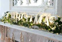 Christmas / by Jane Pelham