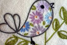Stitching / cross-stitch & embroidery / by Jana Greenhalgh