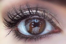 Beauty: Eyes / Eye make up and inspiration. / by Nicole B.