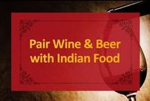 Craft Beer & Wine Pairings / We've developed a wine and beer pairing app to help you choose the best compliment to our restaurant quality authentic Indian food. Find the perfect pairing for your next healthy frozen meal by clicking below.