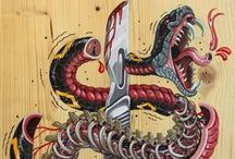 Nychos The Weird