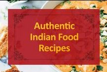 Authentic Indian Food Recipes / #TandoorChef makes it easy to be your own at-home #Indian #chef with our #authentic Indian #recipes.