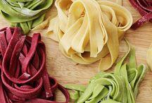 Food: Pasta & Gnocci