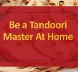 Be a Tandoori Master At Home / Ever feel the urge to spice up your #homemade meals with bold #Indian spices at home? You're in luck, because our #TandoorChef Team can help! Create #authentic Indian recipes all by yourself...and be your own Tandoor Chef!