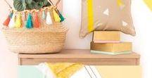 Atelier DIY Customisation de housses de coussin - Nymphea's factory