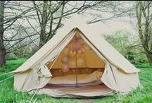 vintage camping  / by Annie Packman