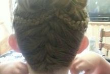 Hair, hair, everywhere / by Brittney Tinkey