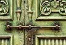 If  DOORS could talk.... / by Mari Garcia Design