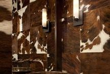 FINISHES | WALL TREATMENTS & COVERINGS / by Mari Garcia Design