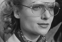 Lashes * Glasses * Scarves / by Gigi Stoll