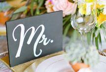 cute wedding ideas / by Annie Packman
