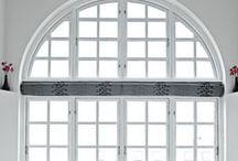 ROOM WITH A VIEW | WINDOWS | DESIGN / by Mari Garcia Design