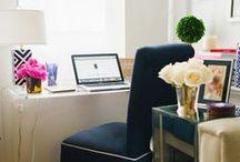 INTERIOR | STUDIOS & WORKSPACES / by Mari Garcia Design