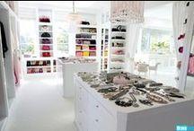 INTERIOR | DRESSING ROOMS | CLOSETS / by Mari Garcia Design