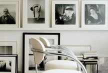 INTERIOR | GALLERY WALLS & SETTINGS / by Mari Garcia Design