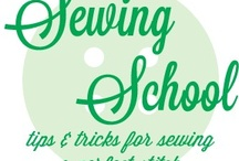 Crafts - Fabric - Sewing & machine tips, tricks / by Brenda Goulding