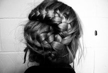 Braids & Ponytail Ideas