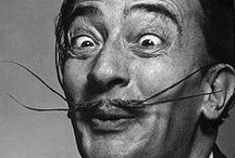 "Delightful Dali / ""I don't do drugs. I am drugs."" - Salvador Dali"