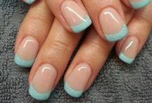 Nails / by Ewelina Gladysz