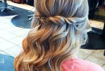 Beautiful Hair / by Heather Ternes