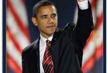 Barack Obama Fan Club / by Sue Hovland