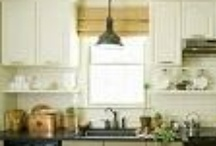 Kitchen facelift / by Betsy Kornelis
