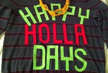 Holidays / by Heather Ternes