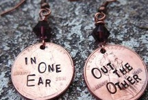 Crafts - Jewelry - Earrings / by Brenda Goulding