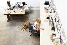Office & Business Interiors / Interiores de Escritórios, restaurantes, cafés, lojinhas, etc.
