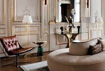 STYLE | A PARIS APARTMENT | FRENCH FLAIR / by Mari Garcia Design