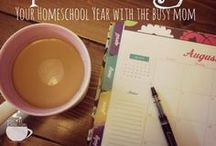 Homeschool: Planning / by Mod Mom Madness