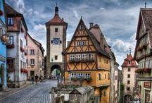 European Travel Dreams