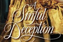 A SINFUL DECEPTION / By Isabella Bradford~ Book Two in the Breconridge Brothers Series of Georgian Historical Romances~A SINFUL DECEPTION  will be available everywhere 2/24/15 as a paperback, ebook, & audiobook from Ballantine/Random House in the U.S. and by Eternal Romance/Headline in the U.K. / by TwoNerdyHistoryGirls ***