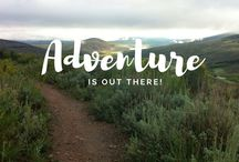 Adventure Ideas & Inspiration / Destinations, Ideas, and Inspiration for adventures, travel, and wanderlust.