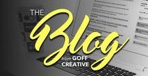 The Goff Creative Blog [Posts] / Explore the Goff Creative (Sara Eatherton-Goff) Business Blog. I write about several topics like time management, organizing your business, content development and more. The GC blog is a resource for most all solopreneurs, mompreneurs, and direct sellers to help you build a solid foundation and MAKE it grow.