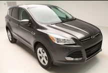 Ford Escape / You will know the deal when you do business with the most innovative dealership in the country, Vernon Auto Group. Check out our selection of Ford Escapes!