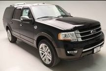 Ford Expedition EL / Browse through our selection of Expedition EL's from the most innovative dealership in the country, Vernon Auto Group, and learn more about our no haggle pricing.